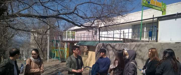 ILS students visit Korean Quarter