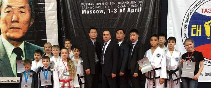 Regional school competitions completed, but ILS students continue to win prizes at Russian national competitions