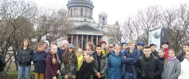 I love you, Peter's creation... ILS students share their impressions from III St Petersburg Readers' Forum
