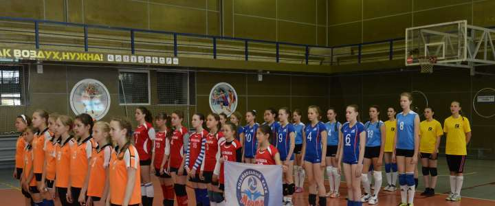 Volleyball open cup of International Linguistic School starts 2 June at the ILS