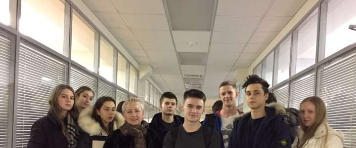 Math trainings for ILS high school students held in Moscow by leading Russian pedagogues