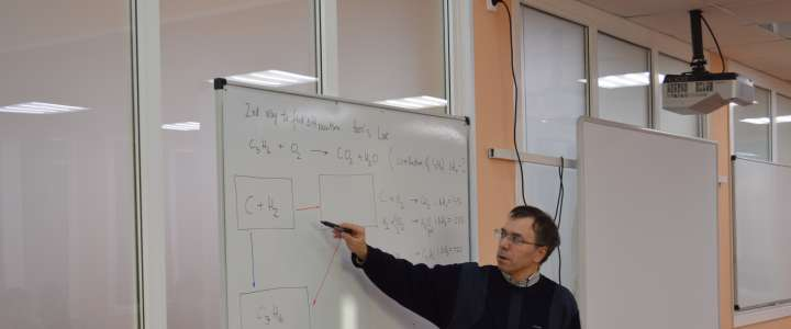Chemistry and the life of Andrei Artemyanov