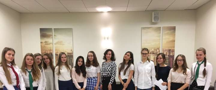 ILS students immersed in French culture