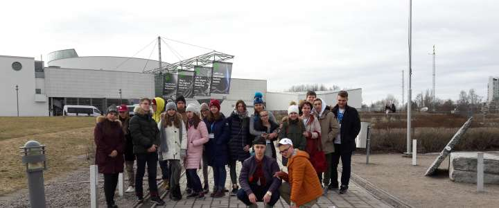 Arkada, Evrika and Vasa: Educational trip to Finland a complete success!