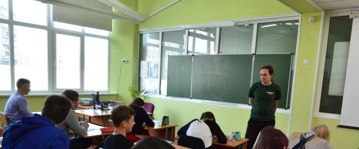 Trainers from Moscow to help ILS students prepare for EGE exams