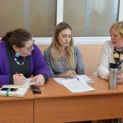 Elizaveta Khamrayeva and Irina Kondrakova: we visited an amazing school, whose work needs to be publicized
