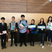 ILS 10th and 11th graders participate in Model United Nations of the Russian Far East conference