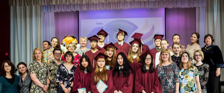 ILS graduates its ninth group of 12th graders