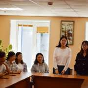 Vladivostok - Xi'an: seven years of cooperation. Shaanxi Pedagogical University students begin practicum at ILS