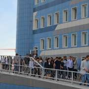 ILS holds successful fire drill