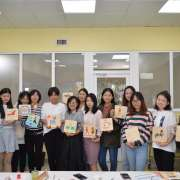 Shaanxi Pedagogical University students' practicum at ILS is both useful and fun