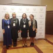 ILS Russian language and literature teacher speaks at All-Russian congress