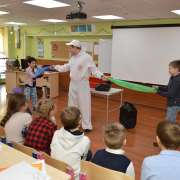 Science entertainment for ILS 4th graders