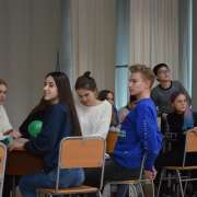 Game Club for 9th graders: Literature, Russian and English languages