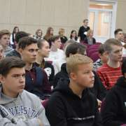 Science Week, day two: endangered species in Primorye, economic wars, intellectual games tournament