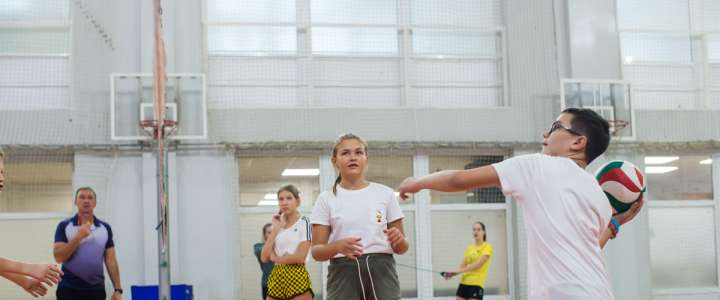 Sport competitions continue at ILS
