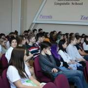 ILS students learn about modern economic trends
