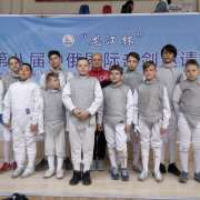 ILS students victorious in fencing and chess