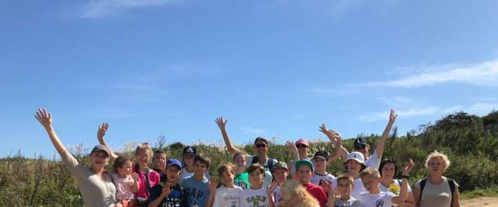 Health Day at ILS: exploring Primorye