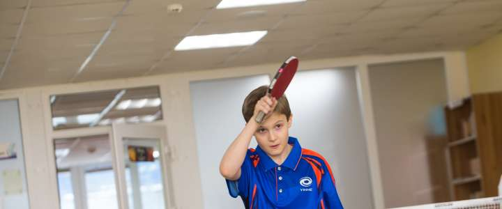 Sport competition season at ILS opens with table tennis matches