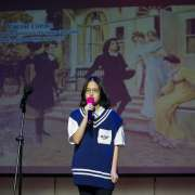 Russia with our own eyes: ILS international students read poetry by Russian poets