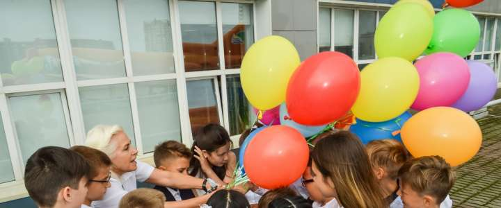 ILS welcomes students to new school year